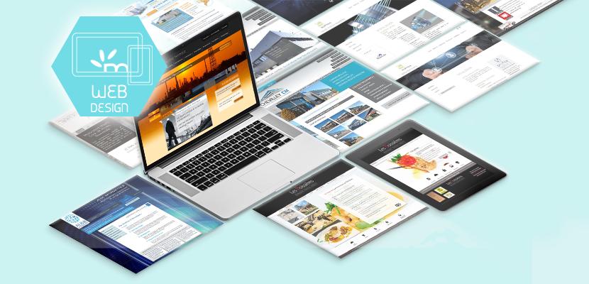 Meligraphics webdesign